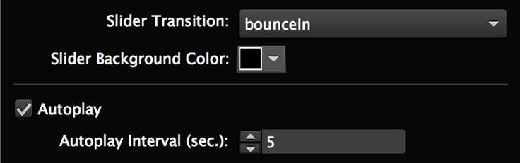 Responsive Video Slider Widget for Adobe Muse