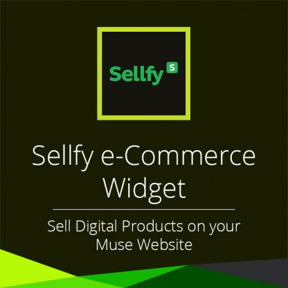 Sellfy e-Commerce Widget