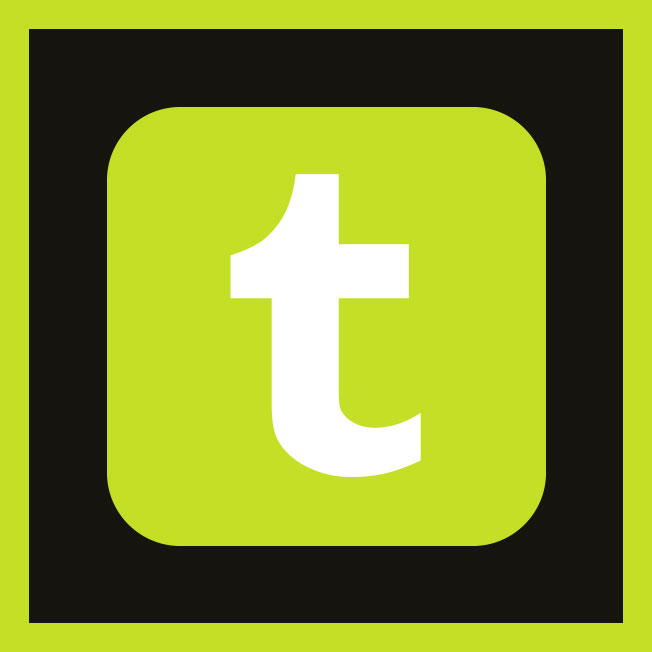 Tumblr Buttons Widget For Adobe Muse