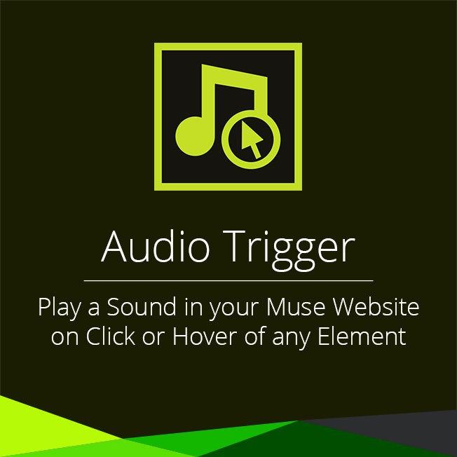 Audio Trigger Widget