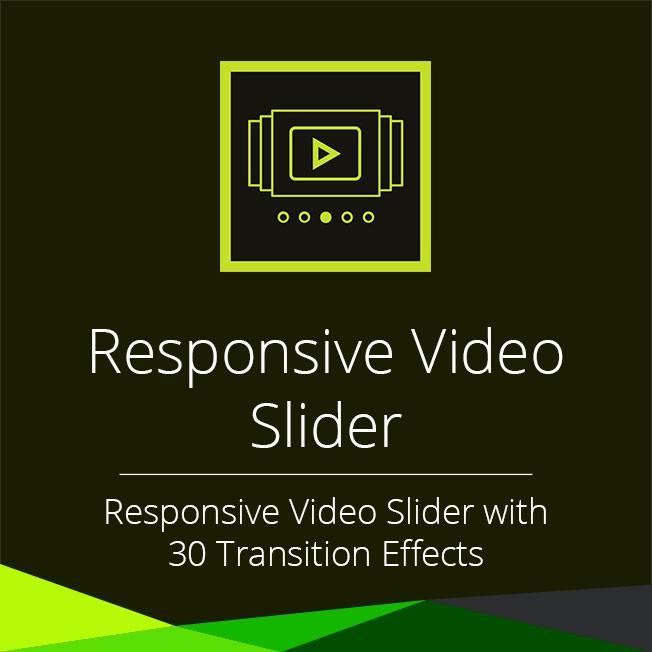 Responsive Video Slider